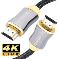 HDMI to HDMI Cable HDMI 2.0 4K 3D Cable Wire Cord for HD TV Projector 2160P