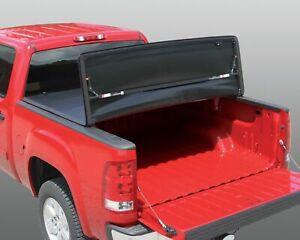 Rugged Liner For 14-17 Gmc1500/15-17 GMC2500/3500 8FT Vinyl Tri FoldCover FCC814
