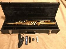 Selmer SS600 Soprano Saxophone BEAUTIFUL SS-600 Great!!! #