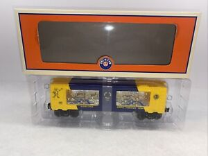Lionel 6-83633 Alaska Gold Mint Car NEW O Gauge