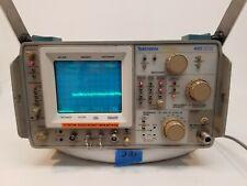 Tektronix 492 Portable Compact Spectrum Analyzer 50 Khz 21 Ghz Power Tested