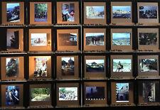 25 x Rare Vintage 35mm Photo Slides, Yugoslavia Dalmatia Croatia 1960 Amateur