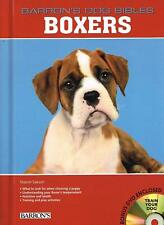 Boxers (Barron's Dog Bibles) NEW BOOK