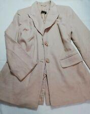 RIANI Luxus Damen Blazer Gr. 42 Exclusiv mit 10% Kashmir Business Jacke