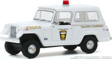 GREENLIGHT 42920-A 1/64 HOT PURSUIT 1969 KAISER JEEP JEEPSTER TOLEDO POLICE