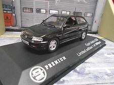 Opel ASTRA GSI 16v 1992 1/43 Triple9 (black)