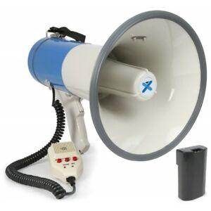 Vonyx MEG065 Megafono a Pilas Portatil 65w Usb-Sd
