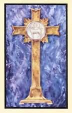 Agnus Dei Prayer Holy Card - Lamb of God Prayer in English