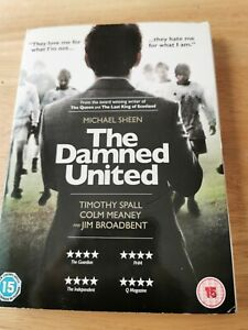 THE DAMMED UNITED. DVD.. 15