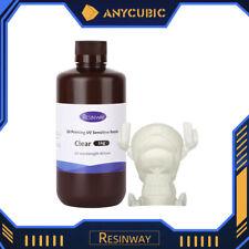RESINWAY 3D Drucker 405nm UV Resin für LCD/DLP/SLA 3D Drucker 1000ml Klar