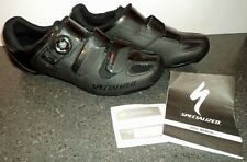 Specialized Comp US men's 11 1/2 EUR 45 BOA black Road Cycling Bike Spin Shoes