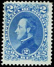 Scott # 34 - 1878 - ' President Francisco Morazan '