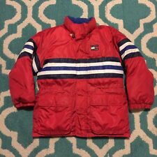 Vintage 90s Tommy Hilfiger Down Jacket Size Women's Large