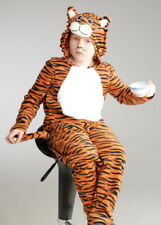 Kids The Tiger Who Came To Tea Style Costume