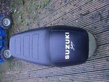 Suzuki GT750 Giuliari seat cover foam and side trims