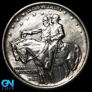 1925 Stone Mountain Commemorative Half Dollar --  MAKE US AN OFFER!  #K7578