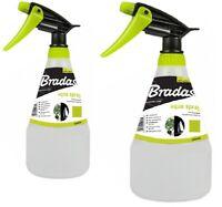Empty Trigger Sprayer Atomiser Hand Spray Bottle Plants Garden Cleaning Flowers