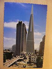 Postcard: Holiday Inn & Transamerica Building, San Francisco SF-127