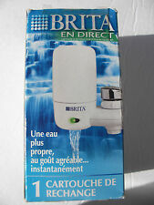 New Brita On Tap Water Faucet Filter Replacement Fits System Model FF-100
