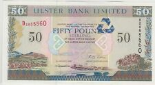 More details for p338a ulster bank northern ireland 1997 £50 banknote in mint condition.