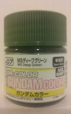 Gunze Sangyo /Mr Color Gundam Color MS07, Deep Green