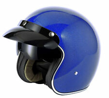 Open Face Motorcycle Helmets ACU Approved