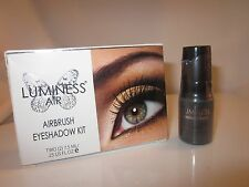 "New Luminess/Stream Air Airbrush Eyeshadow color ""Black/Onyx"" ES-03"