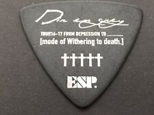 Guitar Pick Toshiya Model ESP mode of Withering to death Guitars DIR EN GREY