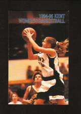 Kent Golden Flashes--1994-95 Basketball Pocket Schedule--Rat's