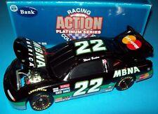 Ward Burton 1996 MBNA #22 Pontiac Grand Prix 1/24 Vintage NASCAR Diecast BWB