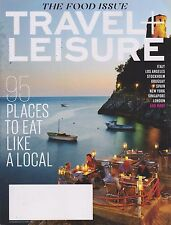 Travel + Leisure April 2014 The Food Issue - 95 Places to Eat Like a Local