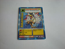 Carte Digimon Kokatorimon !!!