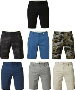 Fox Racing Essex 2.0 Shorts - Mens Casual Relaxed Fit Flat Front Motocross MTB