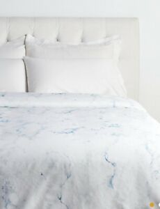 Sferra Martini 5776 Long Staple Cotton Sateen  Print Full/Queen Duvet New