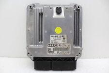 06 AUDI A4 8E0 910 115 M COMPUTER BRAIN ENGINE CONTROL ECU ECM EBX MODULE L1789