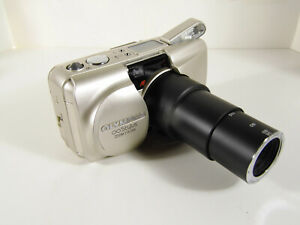 Olympus Stylus ZOOM 115 DLX. 35mm Point & Shoot Film Camera 38-115mm All Weather