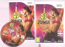 ZUMBA FITNESS JOIN THE PARTY + Ceinture : Le Meilleur Sur Wii/WiiU