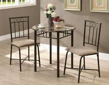 Marble Round Dining Furniture Sets | eBay