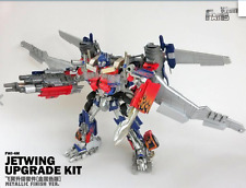 New FWI-4M Metallic JetWing Upgrade Kit Apply Transformers Leader Optimus Prime