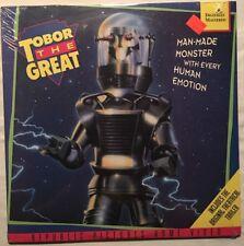 BRAND NEW SEALED TOBOR THE GREAT Laserdisc SCI-FI rare 1991 (1954) RARE