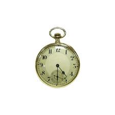 9ct gold ' Vintage ' face ouverte montre de poche
