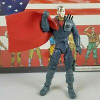 Original 2008 GI Joe DESTRO V19 not Complete ARAH IRON GRENADIER UNBROKEN Cobra