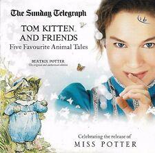 BEATRIX POTTER<>TOM KITTEN and FRIENDS<>SUNDAY TELEGRAPH PROMOTIONAL CD