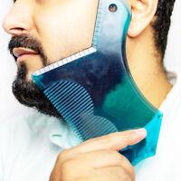 Eg _ Moda Uomo Barba Shaper Modellante Accessori Guida Rasoio Elettrico Trimmer