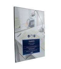 2 Pack: Tesco A4 Laid Paper Cream 100gsm Executive Writing Paper (80 sheets),New