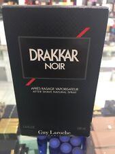 Drakkar Noir After Shave Natural Spray 100ml By Guy Laroche