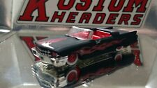 1962 CADILLAC LIMITED EDITION  1/64 ADULT COLLECTIBLE COOL CRUISER RAT ROD