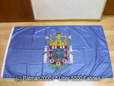 Fahnen Flagge Melilla Spanien Digitaldruck - 90 x 150 cm