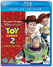 Toy Story 2 (Special Edition) [Blu-ray] [Region Free] New UNSEALED