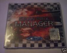 GRAND PRIX MANAGER gioco pc originale formula uno ITA